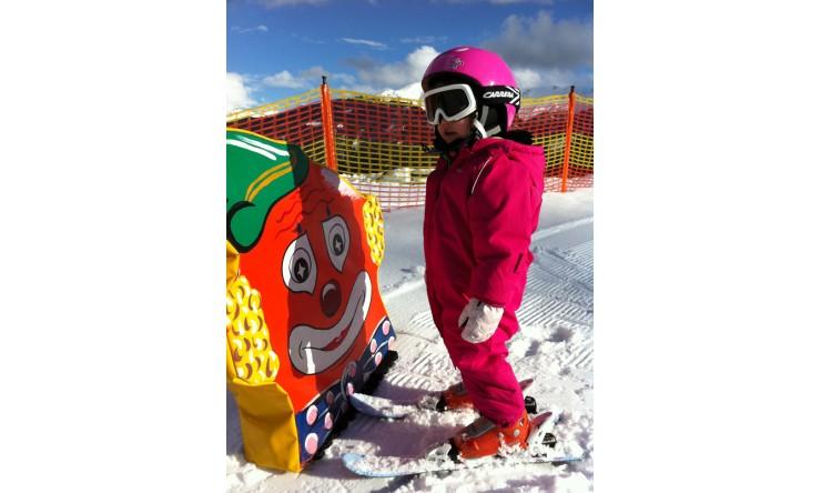 Bambini Skispielunterricht ab ca. 3,5 Jahren