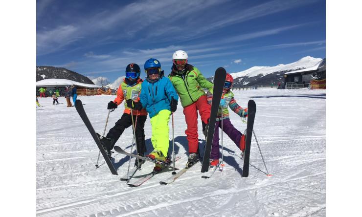 Schneeschuhe Snowblades / Big Foot