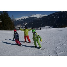 Snowboardkurs  Leicht Fortgeschritten