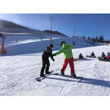 Snowboardkurs Anfänger