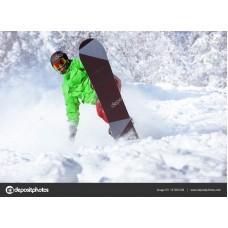 Snowboardkurs  Powder & Freestyle
